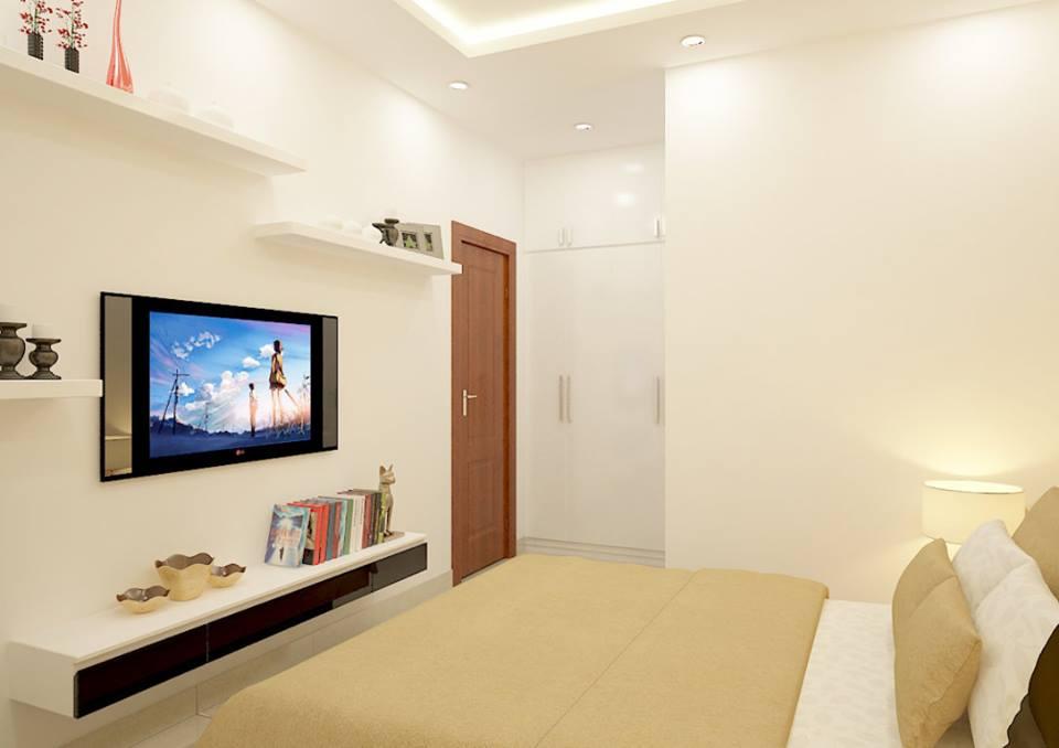Phòng ngủ lớn-mẫu số 2.1