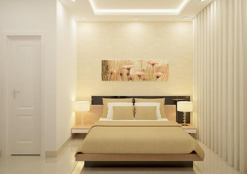 Nhà mẫu Sunview Town-Phòng ngủ lớn-mẫu số 3.1