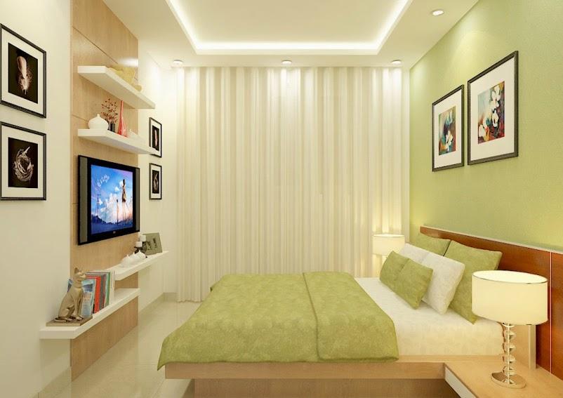 Nhà mẫu Sunview Town-Phòng ngủ lớn