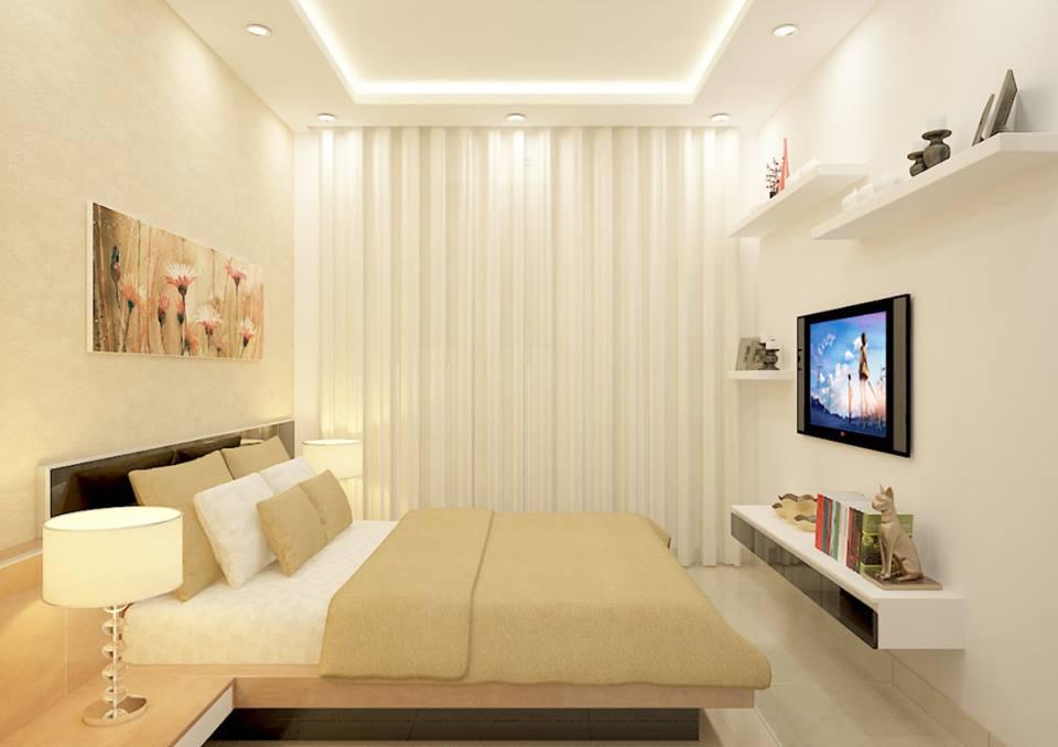 Phòng ngủ lớn-mẫu số 1