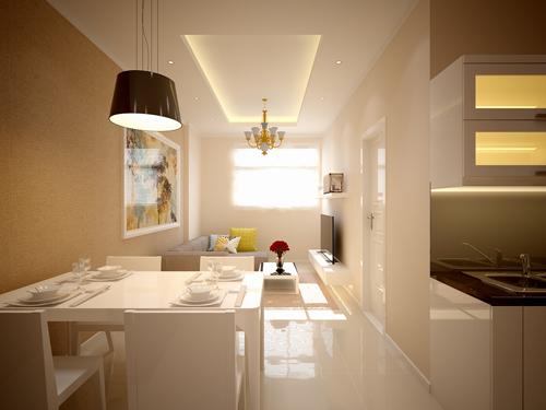 Thiết kế chuẩn căn hộ sunview town
