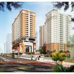 Căn hộ Saigonres Plaza - Phối cảnh