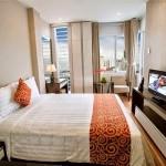 Căn hộ Luxcity - Phòng ngủ