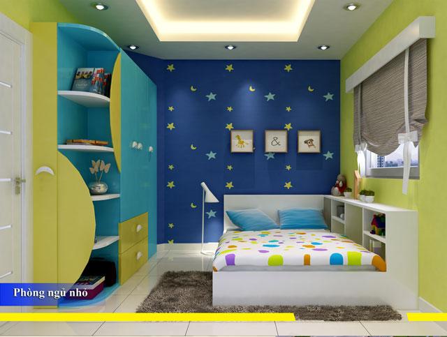 Căn hộ Đạt Gia Residence - Phòng ngủ nhỏ