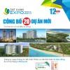 Đất Xanh tổ chức Expo công bố 20 dự án khủng
