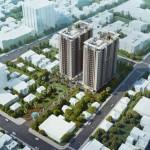 Phối cảnh căn hộ luxcity quận 7