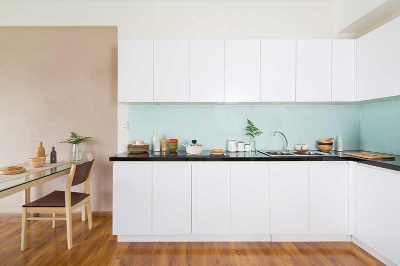 Căn hộ Flora Anh Đào - Phòng bếp