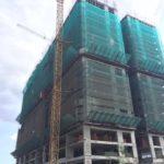 Tiến độ dự án đạt gia Residence tháng 5/2016 -1