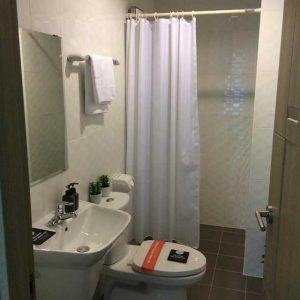 Nhà mẫu Saigon Metro Park -Phòng tắm