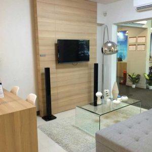 Nhà mẫu Saigon Metro Park -Phòng khách