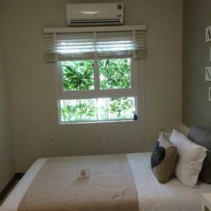 Nhà mẫu Saigon Metro Park -Phòng ngủ