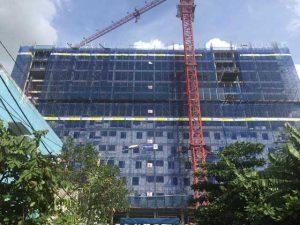 Tiến độ dự án căn hộ Saigon Metro Park tháng 07/2016-04