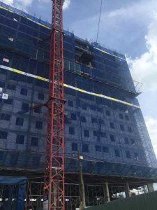 Tiến độ dự án căn hộ Saigon Metro Park tháng 07/2016-02