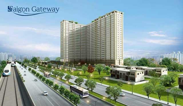 Căn hộ Sài Gòn Gateway Quận 9