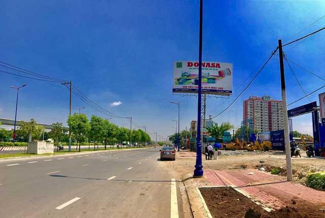Tiến độ thực thế Căn hộ Saigon gateway quận 9