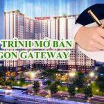 Quy trình mở bán Saigon Gateway quận 9