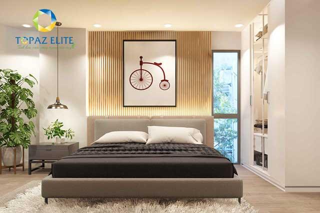 Căn hộ Topaz Elite - Phòng ngủ