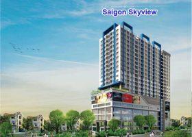 Căn hộ Saigon Skyview Quận 8 - Phối cảnh dự án