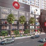Phối cảnh khu thương mại Saigon Metro Mall Quận 8