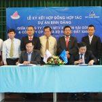 Lễ ký kết căn hộ Saigon Skyview Quận 8