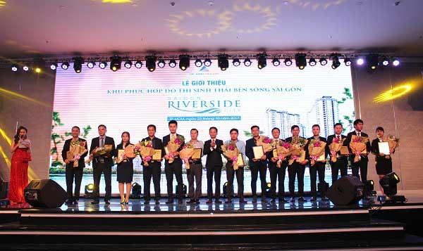Lễ ra quân dự án Saigon Riverside City - 14 Lãnh đạo Cty Liên kết