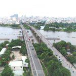 Saigon Riverside City nằm gần cầu Bình Triệu