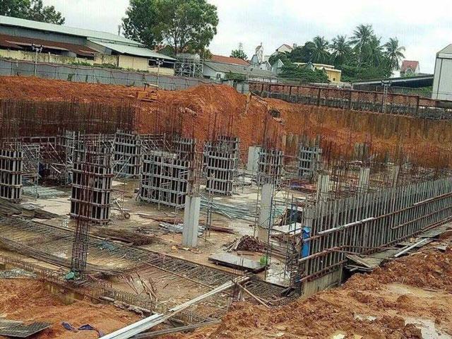 Tiến độ thực tế dự án Saigon Gateway 1