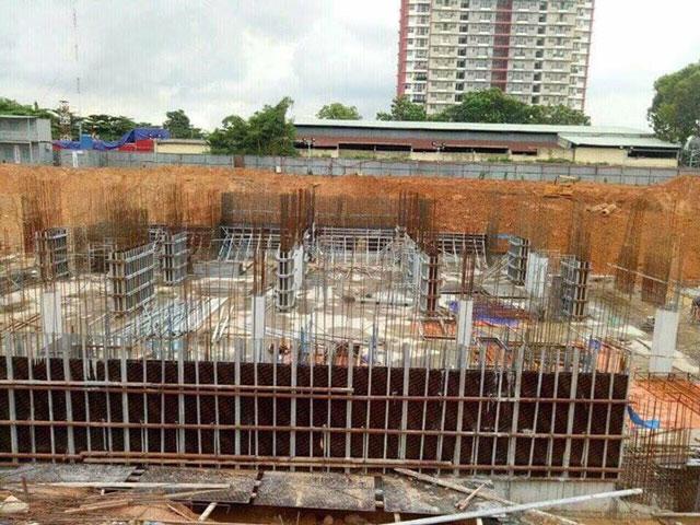 Tiến độ thực tế dự án Saigon Gateway 2