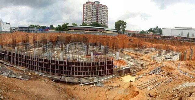Tiến độ thực tế dự án Saigon Gateway 3