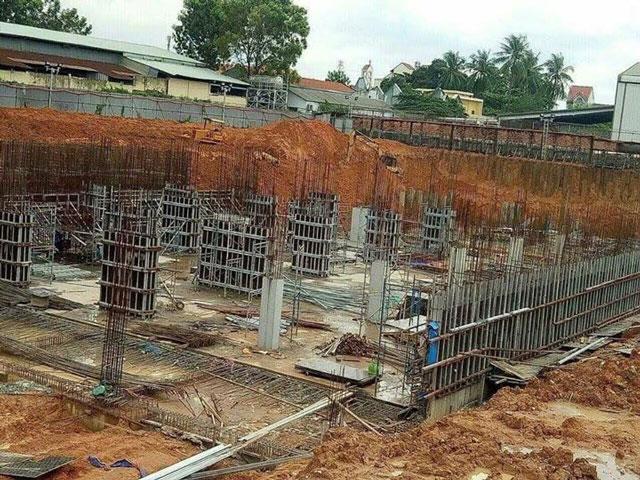 Tiến độ thực tế dự án Saigon Gateway 5