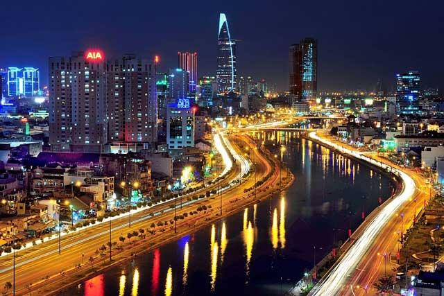 Tuyến đưỡng Võ Văn Kiệt mặt tiền dự án High Intela