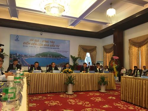 bà Rịa Vũng Tàu thu hút hơn 50,000 tỷ đồng;