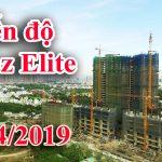 Tiến độ dự án căn hộ topaz elite quận 8