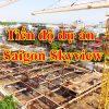 Tiến độ dự án Saigon Skyview Quận 8 mới nhất Trực tiếp