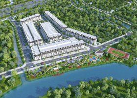 Dự án Pier IX Biệt thự phố Sài gòn Thới An Quân j12
