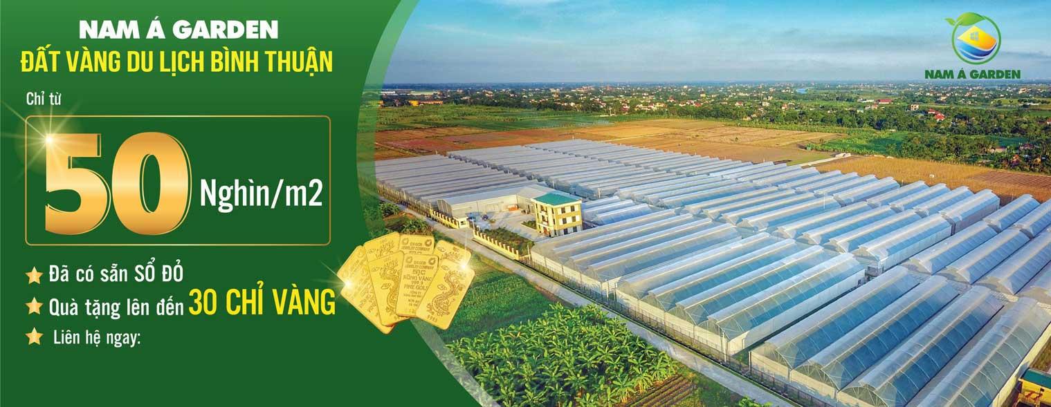 Dự án Nam Á Garden Bình Thuận