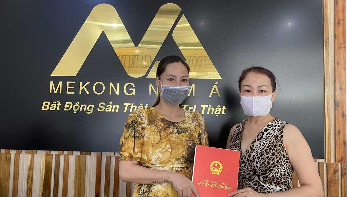 Khách hàng mua dự án Nam Á Garden Bình Thuận -H7