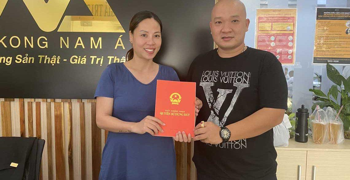 Khách hàng mua dự án Nam Á Garden Bình Thuận -H8