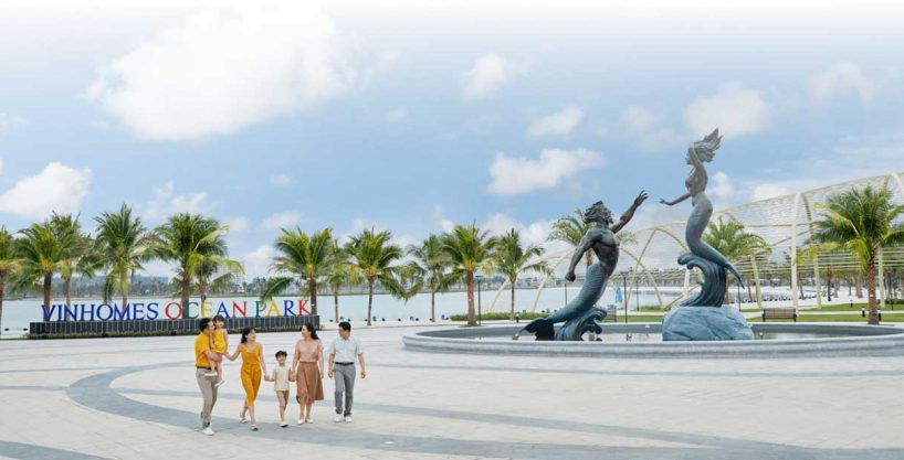 Cho thuê Căn hộ Vinhomes Ocean Park