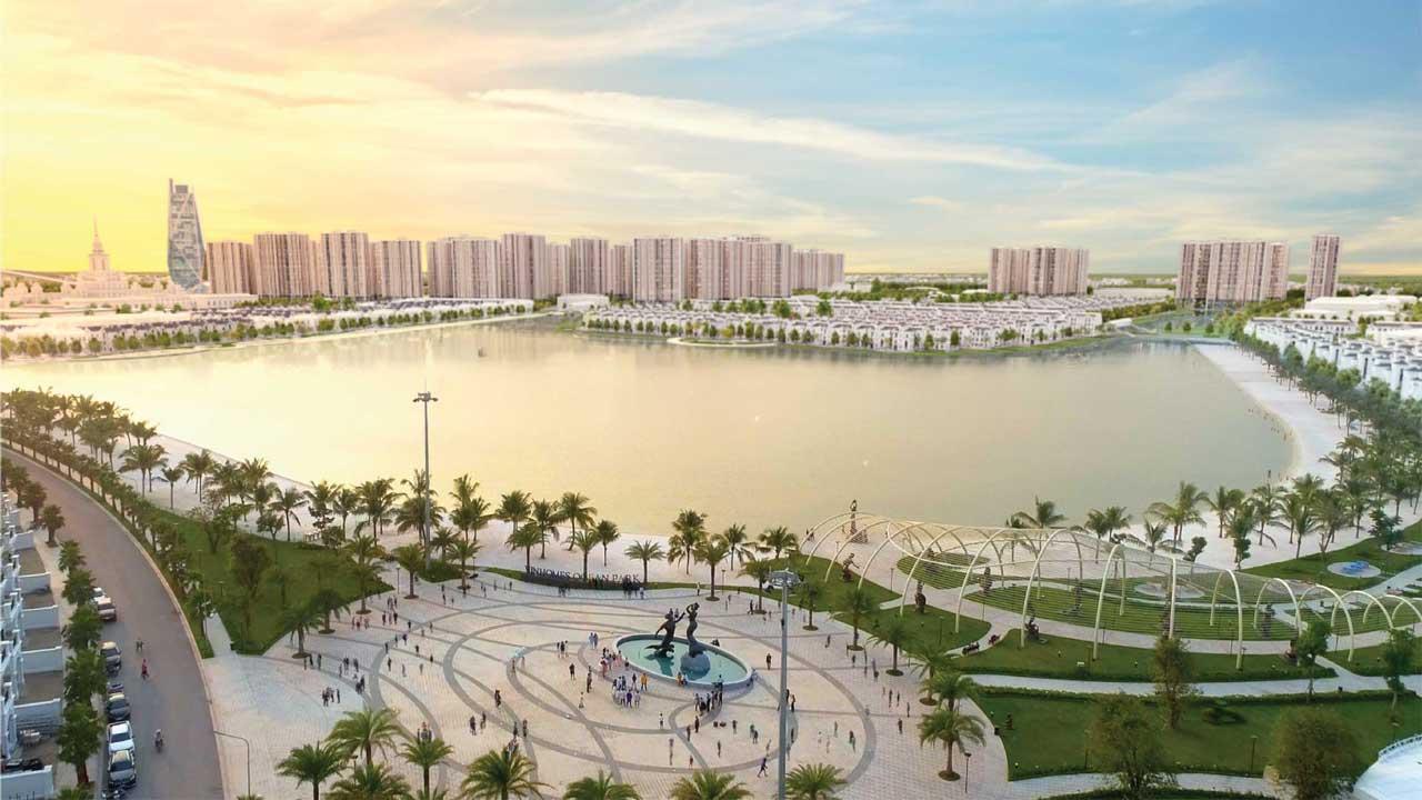 Cho thuê Căn hộ Vinhomes Ocean Park-Hồ nước ngọt