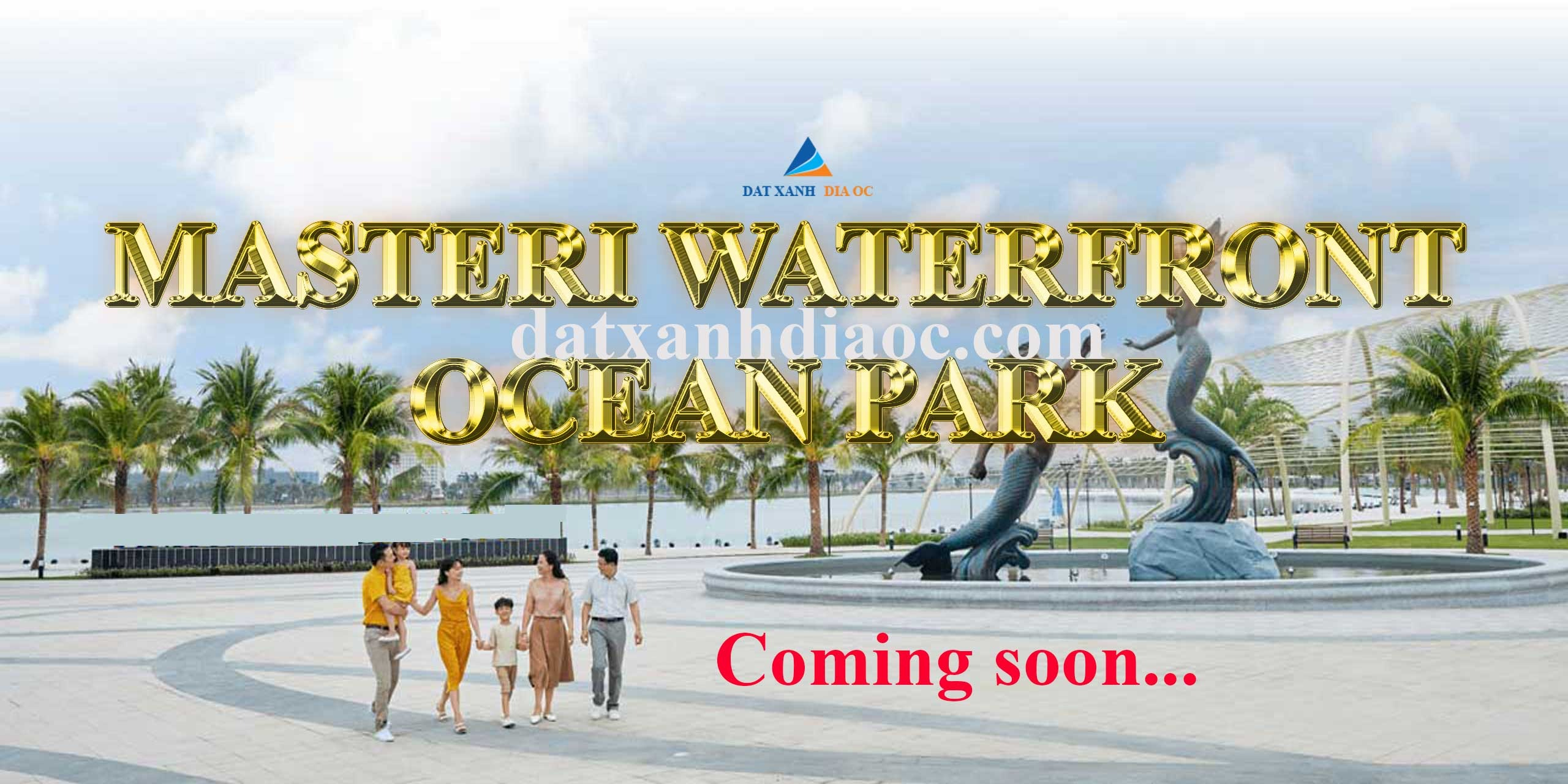 Masteri Waterfront Ocean Park Gia Lâm