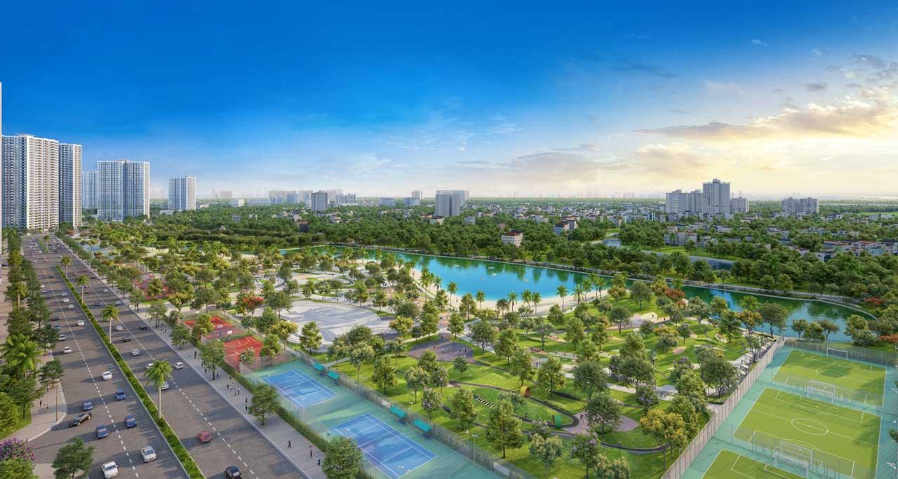 Masterise Smart City - Tiện ích dự án -Hình 02
