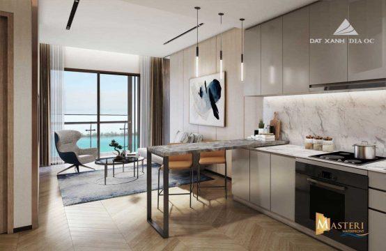 Phòng ăn - căn hộ masteri waterfront