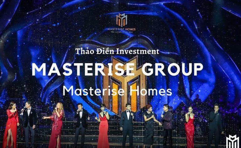 Masterise Homes thành viên Masterise Group