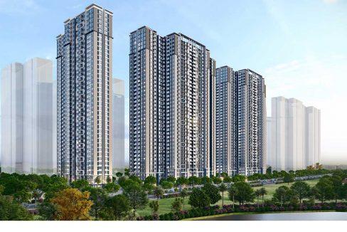 Phối cảnh dự án Masteri Smart City Tây Mỗ -Masterise Homes