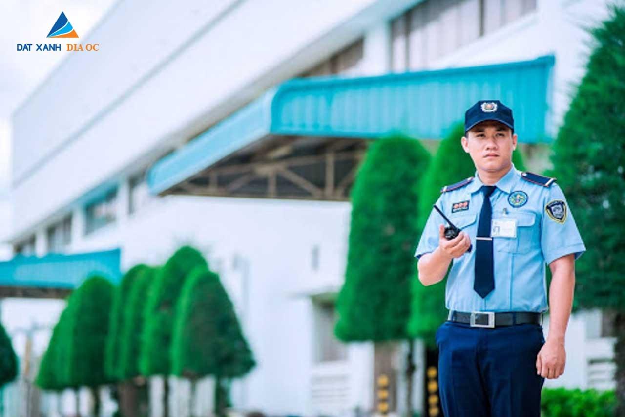 Tiện ích dự án Rose Town Ngọc Hồi - Bảo vê trực 24/7
