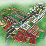 Phối cảnh tổng thể dự án Từ Sơn Garden City Bắc Ninh