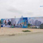 Tiến độ thực tế dự án Eco Smart City Hình 02