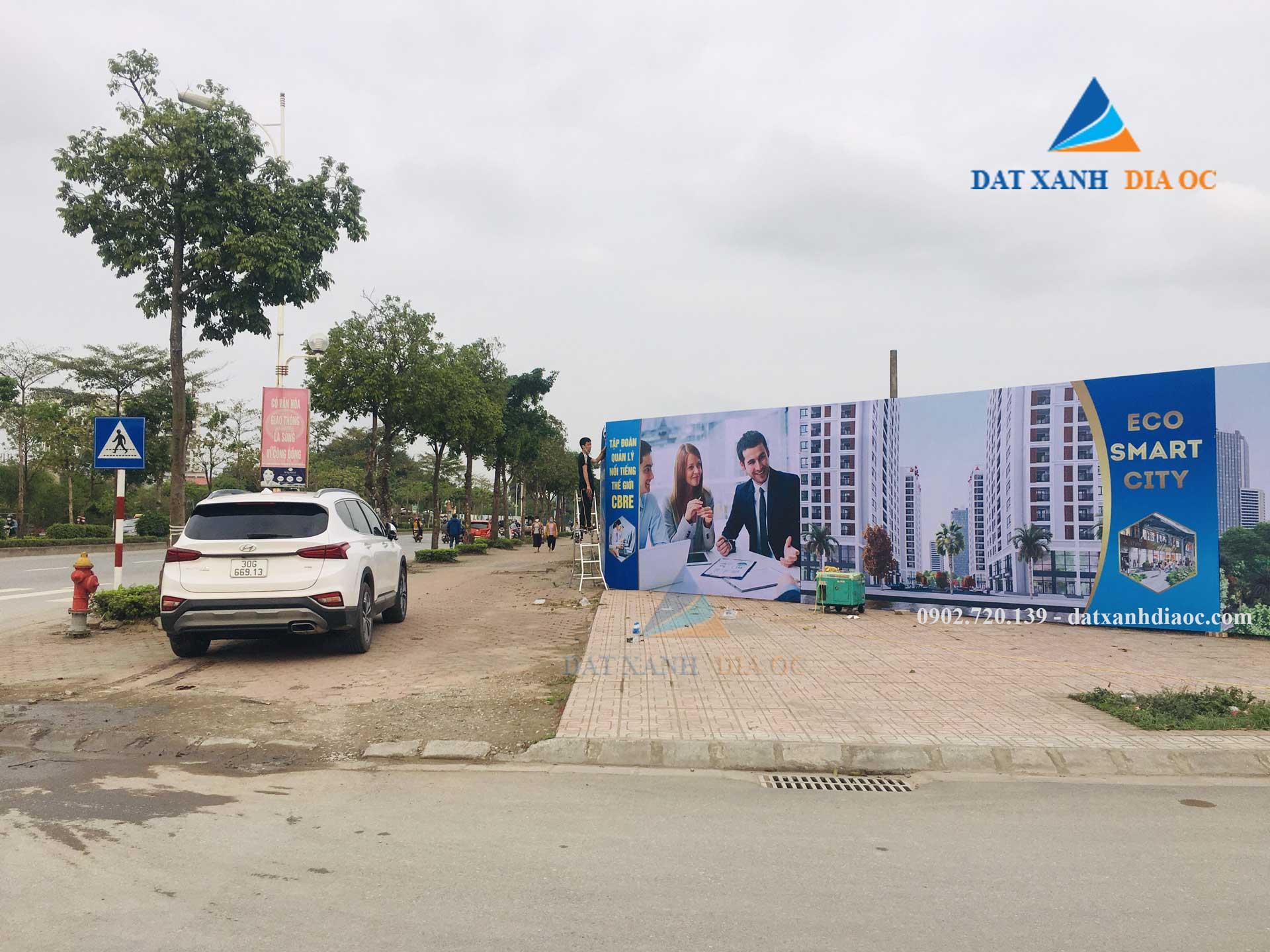 Tiến độ thực tế dự án Eco Smart City Hình 05