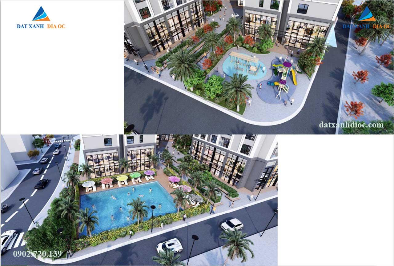 Tiện ích dự án Chung cư Eco Smart City Long Biên